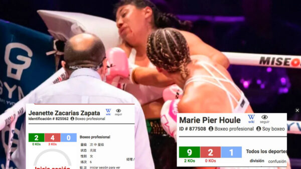 Ultima campanada para la boxeadora Jeanette Zacarias, murió hoy