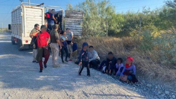 Abandonan a niño migrante de tres años en Reynosa