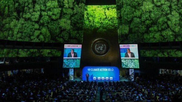 El mundo tiene que despertar; está al borde del abismo: ONU