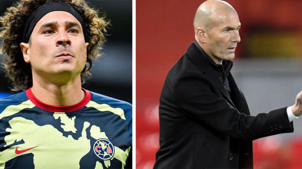 Jimmy Lozano considera que Memo Ochoa y Zidane están a la par