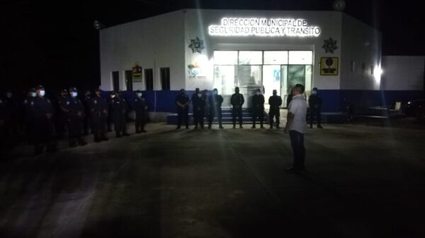Nombran jefe policiaco provisional en Lázaro Cárdenas