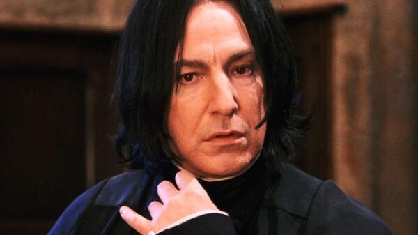 Prepara serie de Harry Potter pero protagonizada por Severus Snape