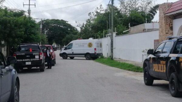 Encuentran muerta a una mujer con un balazo en la cabeza en Kanasín