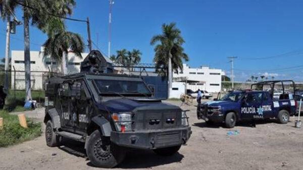 Reo del penal de Culiacán asesina a tres de sus compañeros