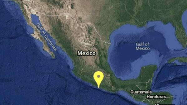 ¡Otra vez! Sacude sismo de magnitud 4.2 al sureste de Acapulco