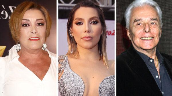 Sylvia Pasquel reacciona a comentario de karma por Enrique Guzmán a Frida Sofía