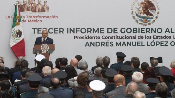 Tercer Informe de Gobierno de AMLO: avances, logros y retos