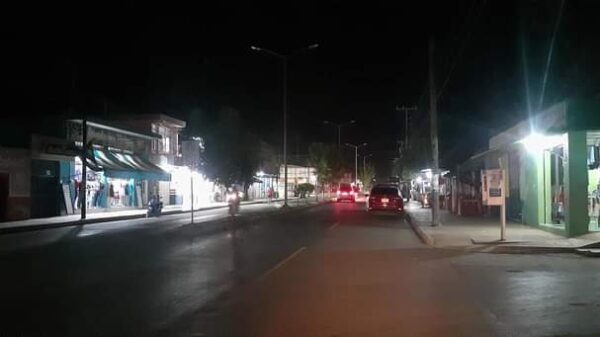 Cortan la energía eléctrica al Ayuntamiento de José María Morelos.
