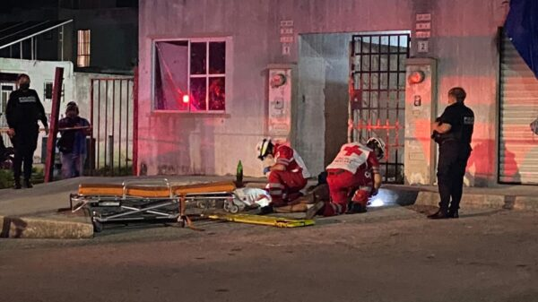 Ataque a balazos en Prado Norte deja un muerto y un herido.