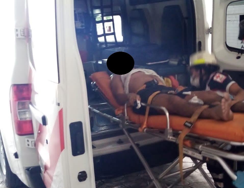 Cancún: Fallida ejecución contra presunto narcomenudista en la Región 229.