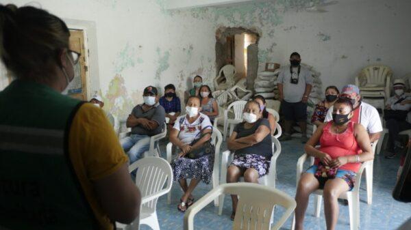 Proyecto del Tren Maya genera empleos para las familias de Lázaro Cárdenas.