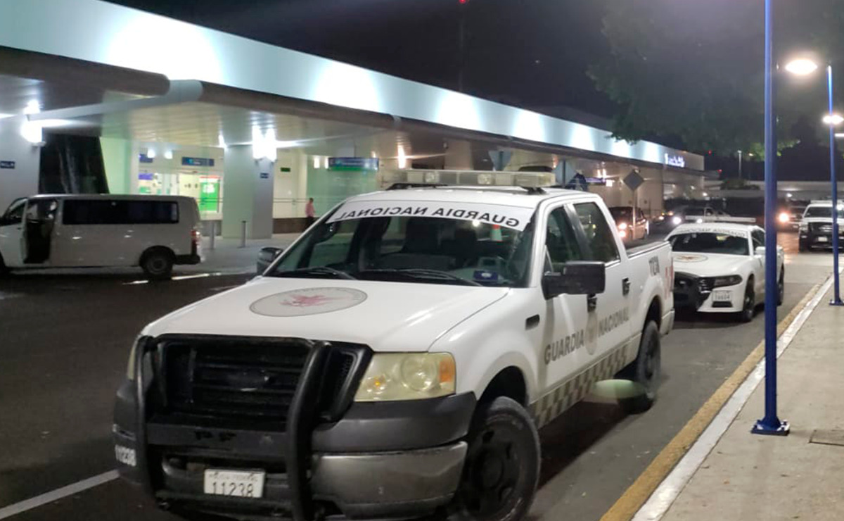 Amenaza de bomba en avión de Volaris alerta al Aeropuerto de Cancún