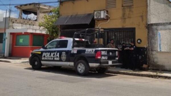 Cancún: Ladrones asaltan carpintería y amarran a empleados