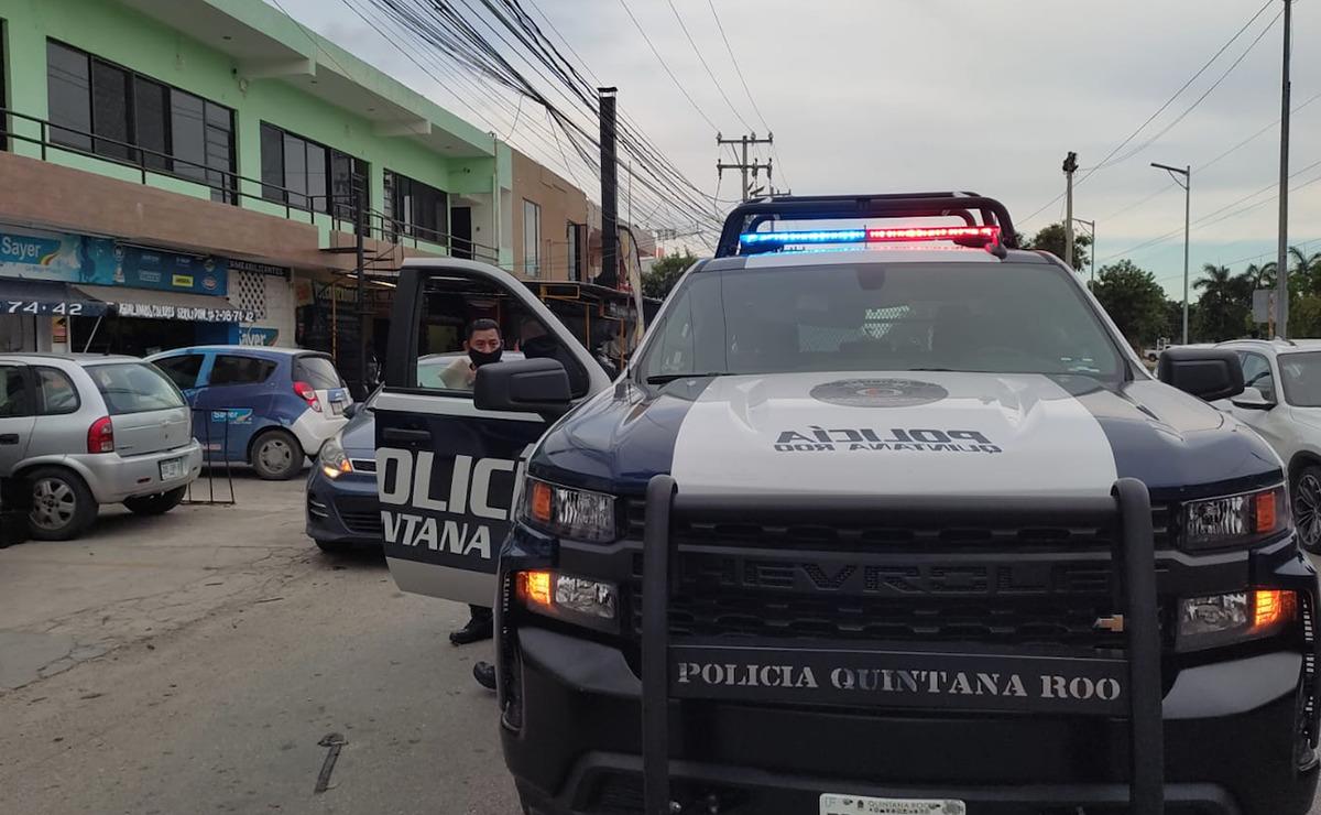 Cancún: Hombres armados asaltan peluquería en la SM 510