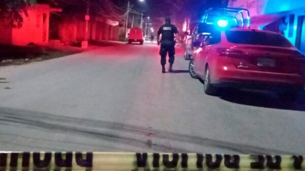 Ejecución a taxista en Avante deja saldo colateral de bebé herido