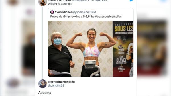 Cierra sus redes sociales boxeadora que causó la muerte de Jeanette Zacarías