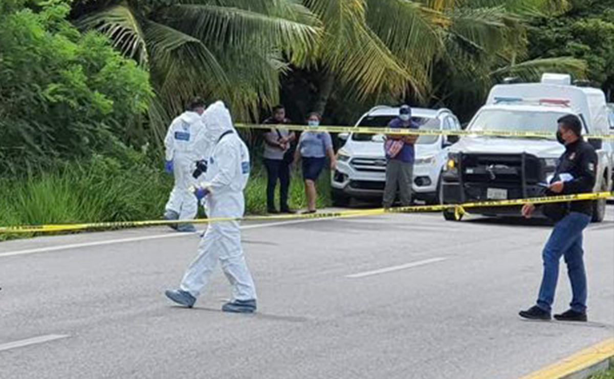 Descubren el cuerpo de una persona embolsada en Chetuma