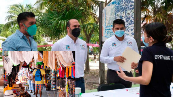 Impulsa gobierno de Puerto Morelos capacitación a emprendedores para reactivar la economía