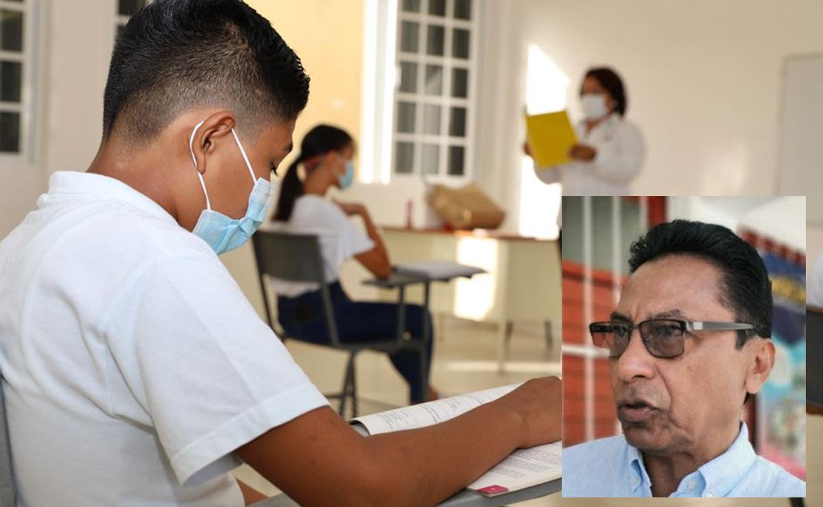 Aumentan a 48 los contagios de covid-19 en escuelas de Quintana Roo