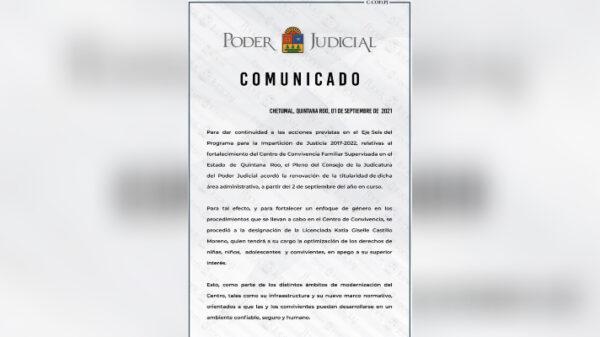 Destituyen a Mario Herrera, director del Centro de Convivencia Familiar.