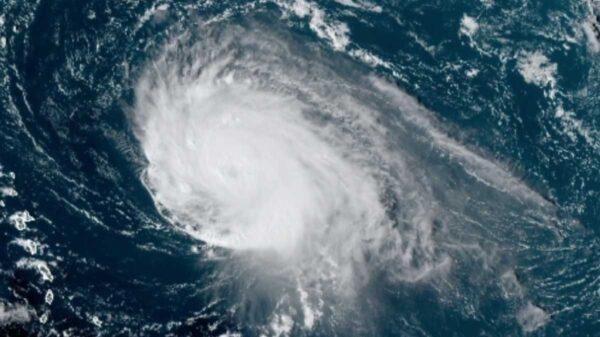 Esta es la trayectoria del poderoso huracán SAM en el Atlántico