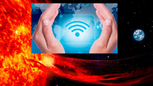 Viene el fin del internet?, super tormenta solar amenaza desaparecerlo
