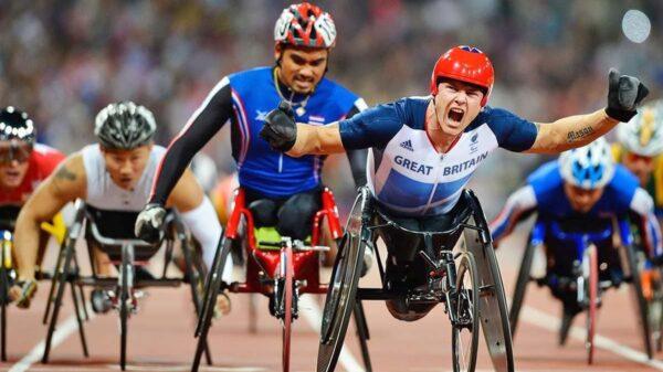 Medallero de los paralímpicos (1 de septiembre)