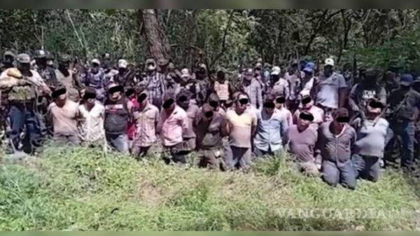 Grupo paramilitar graba y difunde matanza colectiva en Guerrero