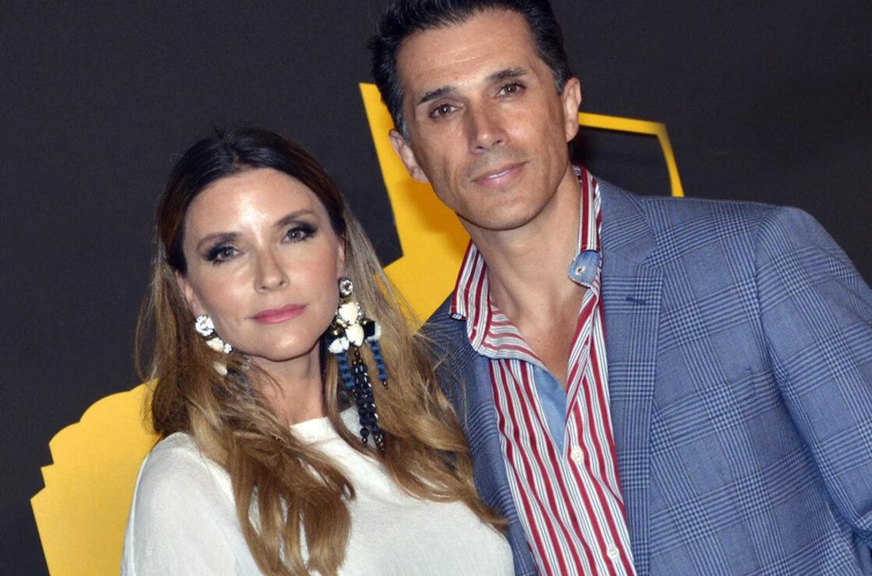 Issabela Camil revela detalles del estado de salud de Sergio Mayer