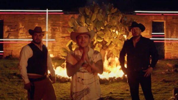 Nodal y Banda MS estrenan La Sinvergüenza en Los Billboard y en YouTube