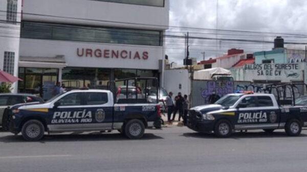 Cancún: Autoridades investigan presunto secuestro de baleado