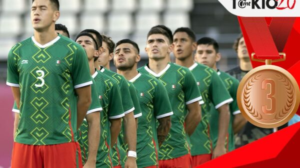 Este dinero recibirá la Selección Mexicana por ganar bronce en Tokio