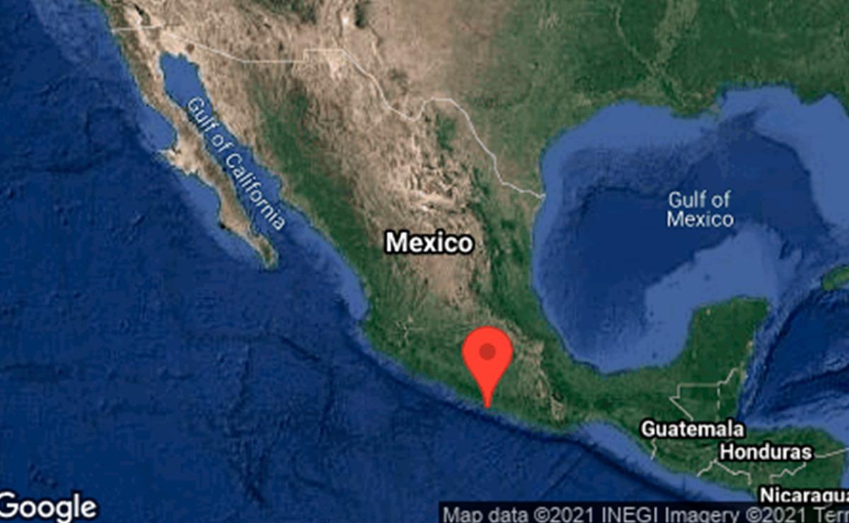 Sismo de 7.1 grados sacude Acapulco