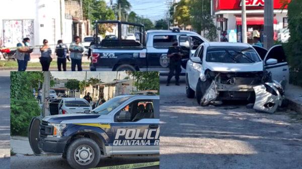 Cancún: Sin freno cacería de taxistas, balean a otro en la SM 100