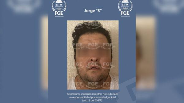 Detienen en Cozumel a presunto abusador sexual de tres menores
