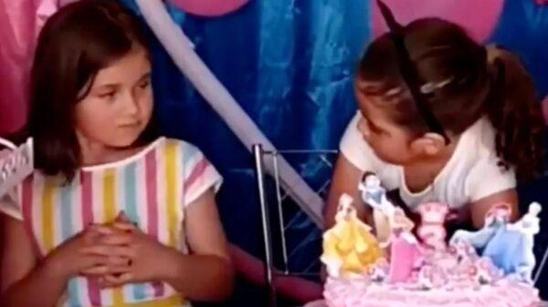 Reaparecen las niñas del pastel de cumpleaños que se convirtió en meme