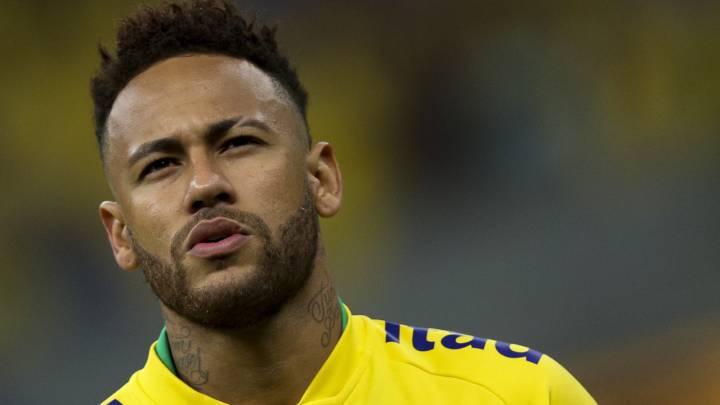 Neymar anuncia que planea retirarse de Brasil