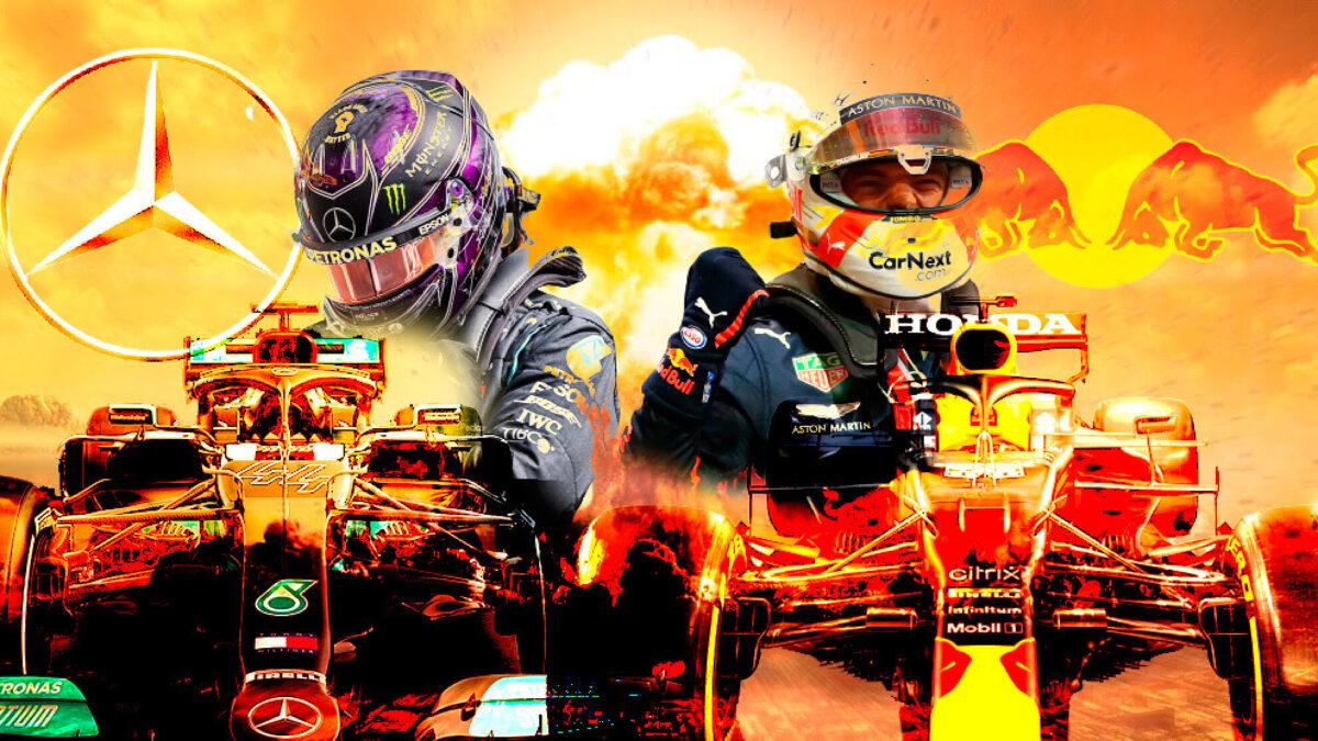 Fórmula 1: Red Bull denuncia a Lewis Hamilton
