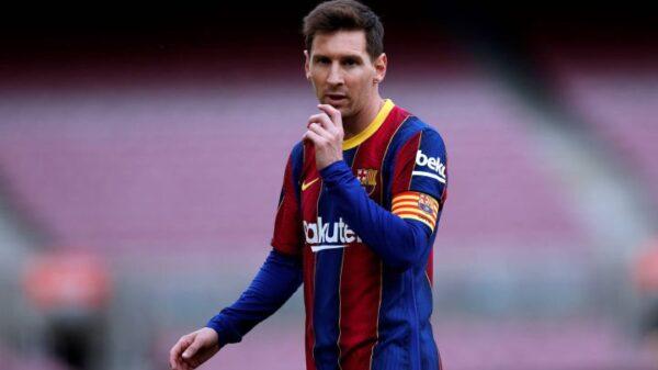 """FC Barcelona le manda """"mensajito"""" a Messi"""