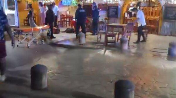 Un muerto y cinco heridos en ataque armado a un bar en Tulum.
