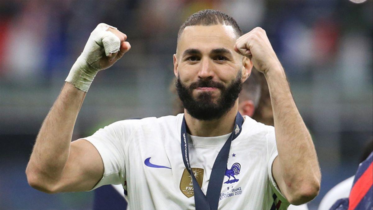 Real Madrid pide el Balón de Oro para Karim Benzema