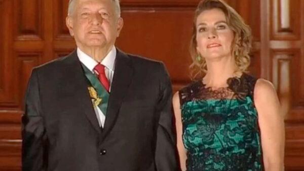 'Aunque no hay raza entre los hombres, existe el racimos 'coinciden AMLO y Beatriz Gutiérrez Müller