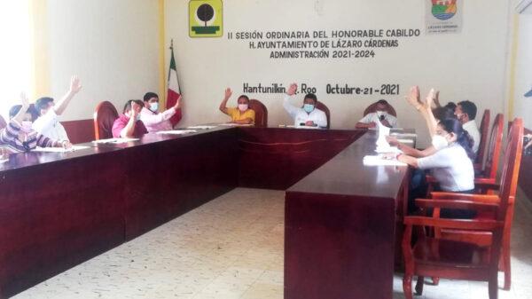 Aprueban convenio de colaboración policial en Lázaro Cárdenas