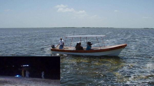Se ahoga sujeto en ría de Chelem, en Progreso
