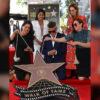 Alejandro Sanz recibe estrella en el Paseo de la Fama de Hollywood