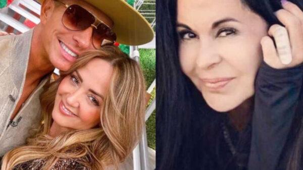 Andrea Legarreta responde a la confesión de María Conchita Alonso sobre su noviazgo con Erik Rubín