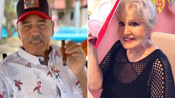 Andrés García revela romane con la exesposa de José José, Anel Noroña