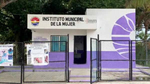 Cancún: El colmo, asaltan oficinas del Instituto Municipal de la Mujer