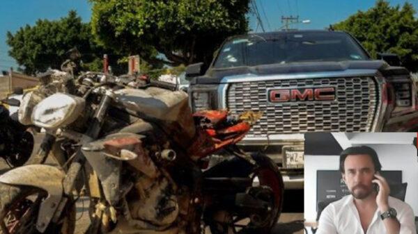 Eduardo Beaven relata sobre el atentado sufrido en la Ciudad de México