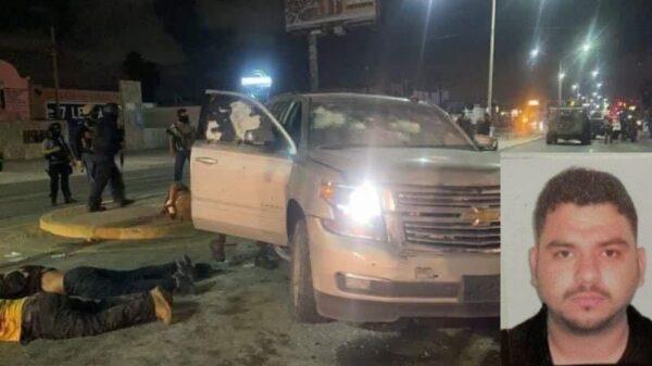 Muere líder del CDG en balacera de Tamaulipas